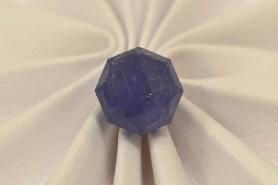 Loose 11.53ct Tanzanite