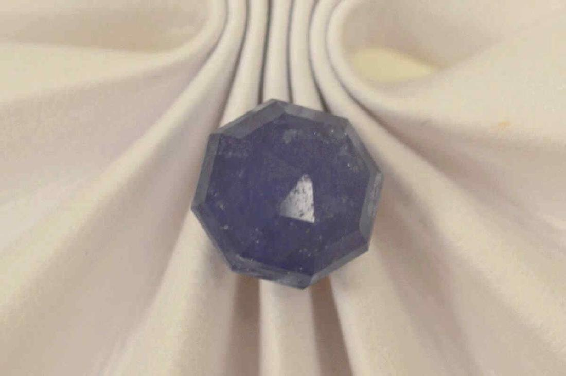 Loose 11.53ct Tanzanite - 2