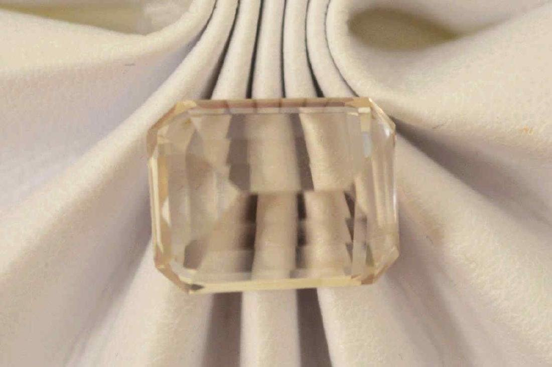Loose 13.50ct Imperial Topaz - 3