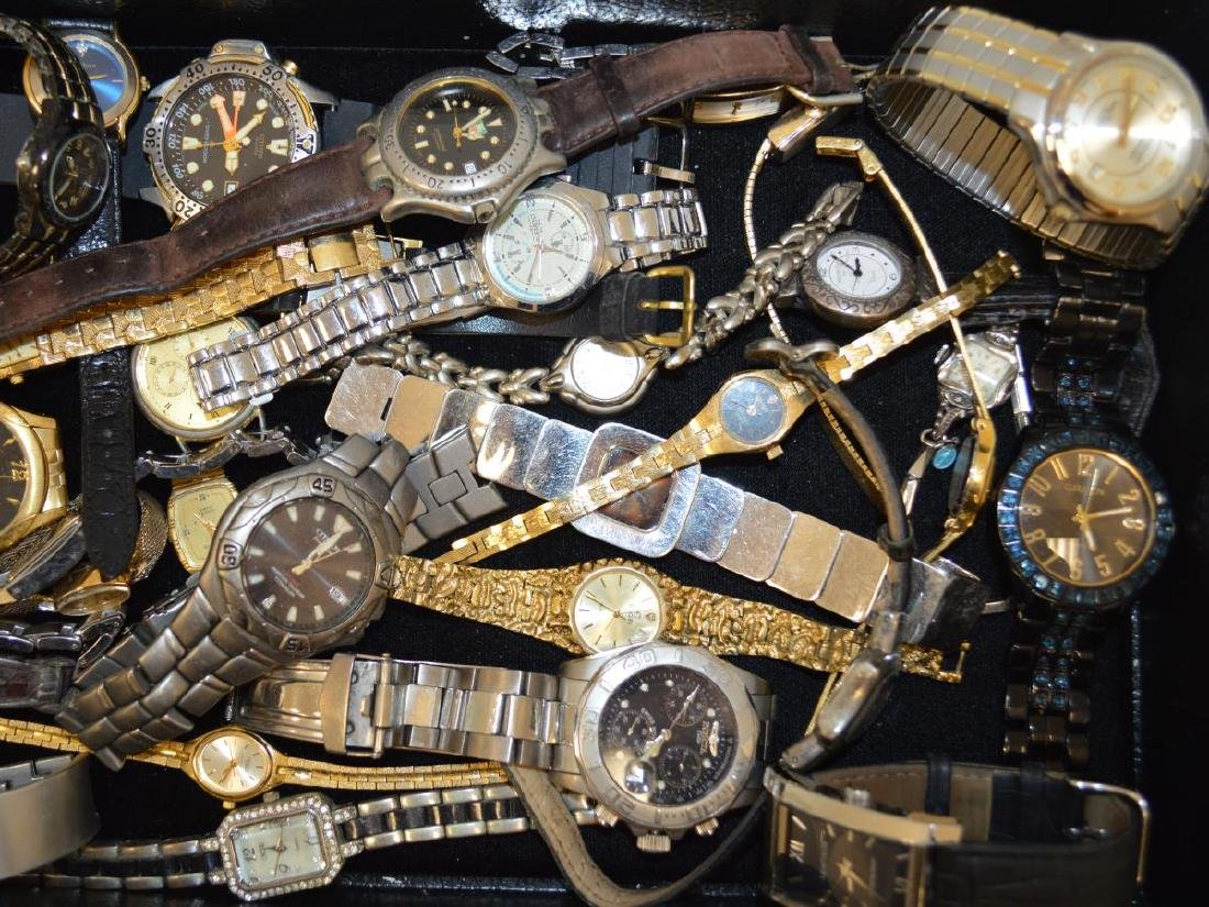 Large lot of watches - 2
