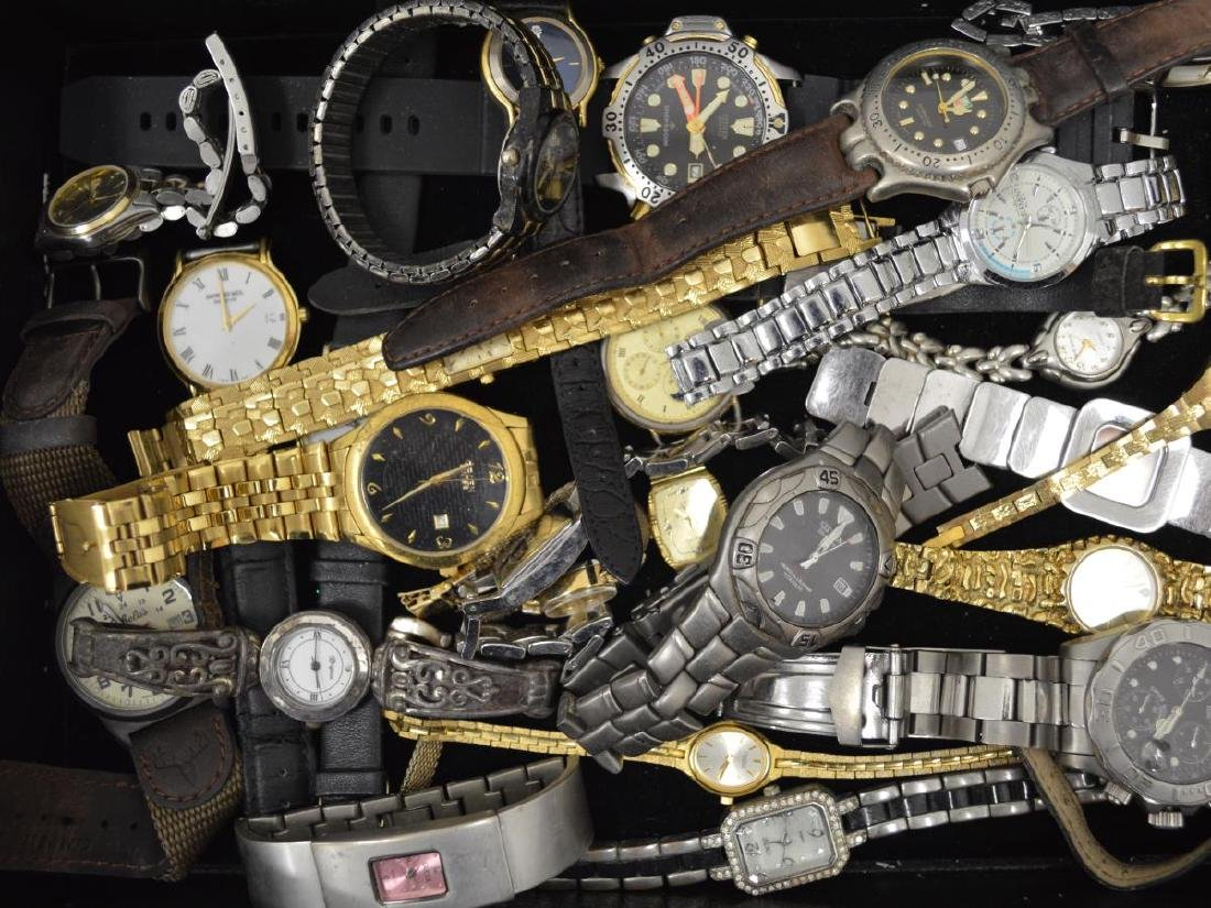 Large lot of watches - 3