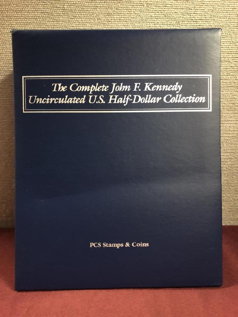 John F. Kennedy Half Educational Album