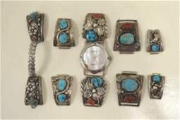 Native American style watch bracelets