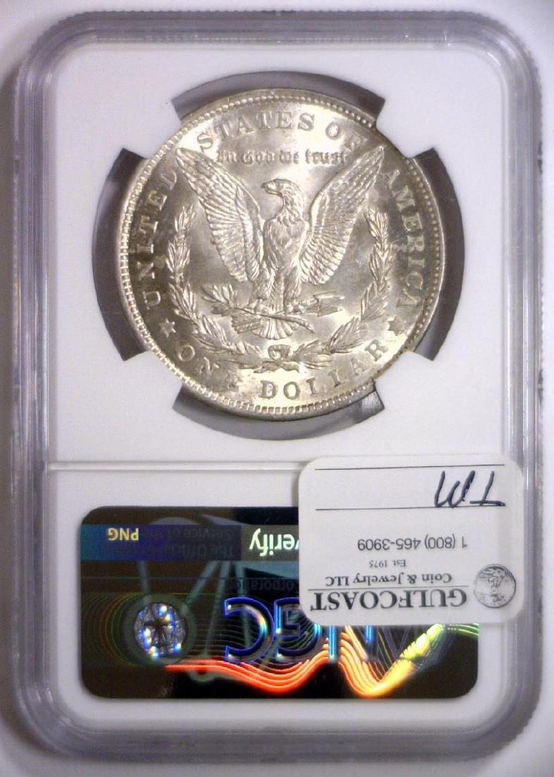 1921 Morgan Silver Dollar NGC MS64 - 2