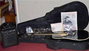 Esteban American Legacy Black Mist LE Guitar