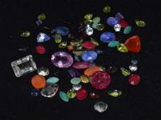 Loose 100.50ct Parcel of Mixed Stones