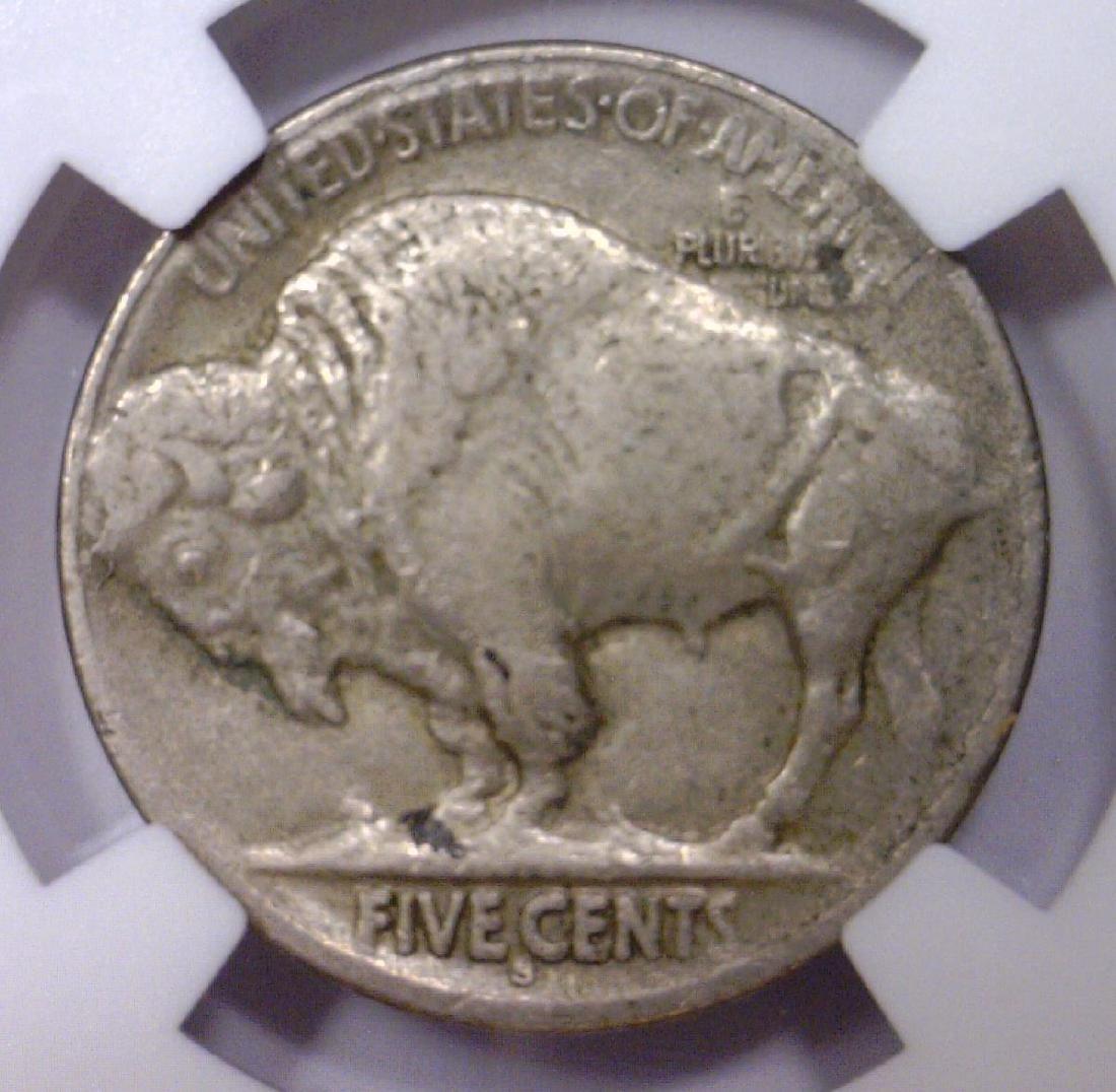 1914-S Buffalo Nickel Extra Fine NGC XF45 - 3