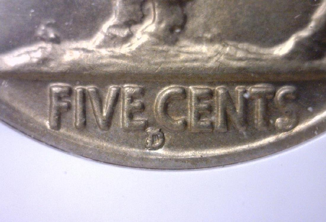 1938 D/S Buffalo Nickel RPM NGC MS65 - 2