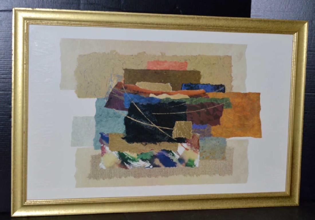 "Steve Strickland ""Matrix VIII"" Abstract Art Print"