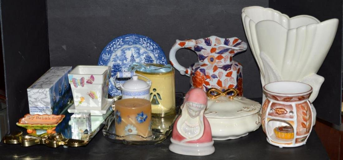Eclectic Group of Decorator Pieces & Collectibles