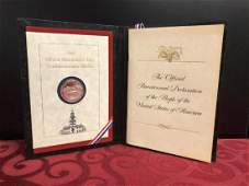 Official Bicentennial Day Commemorative Medal