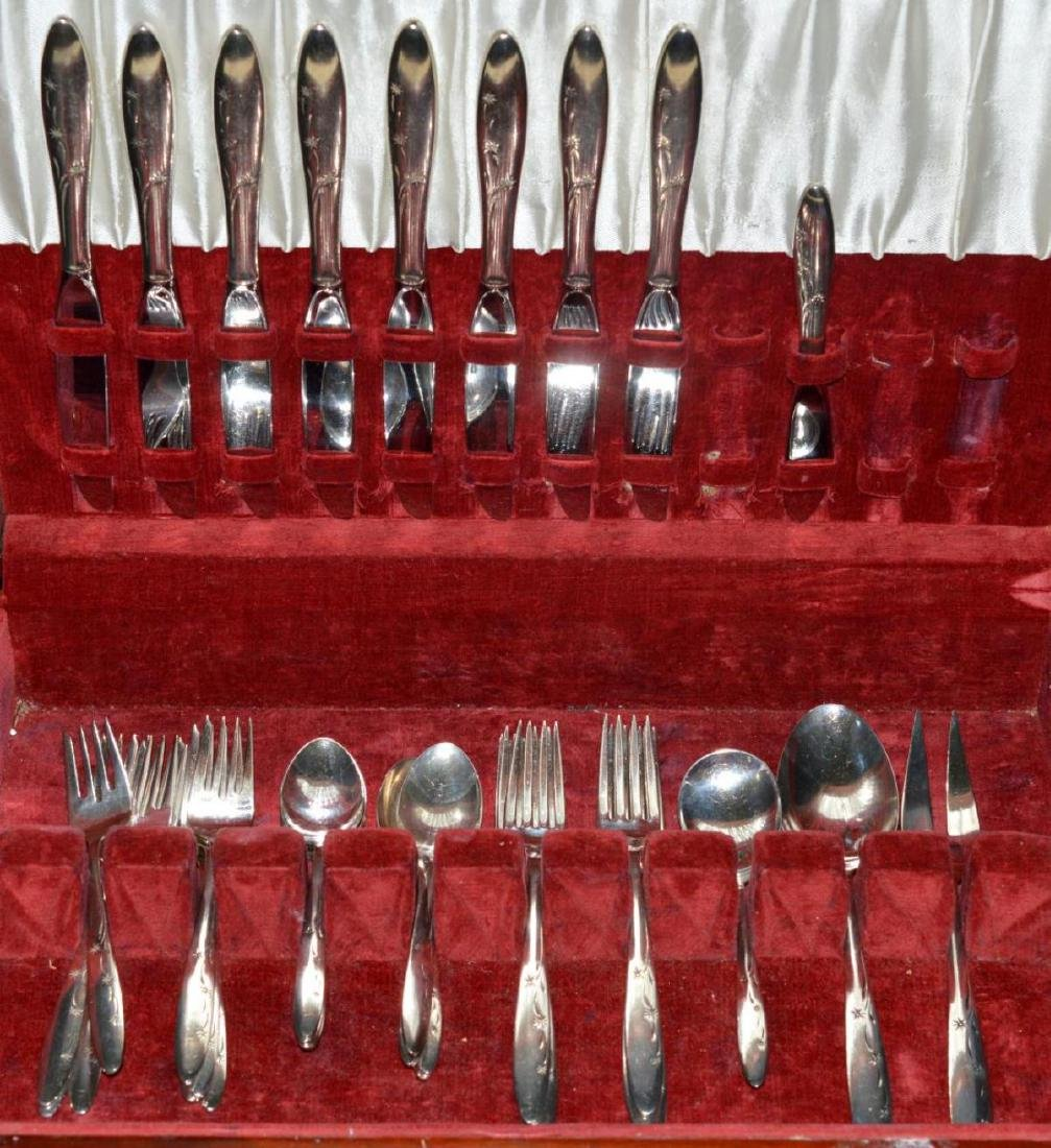 Gorham Celeste Pattern Sterling Flatware Set