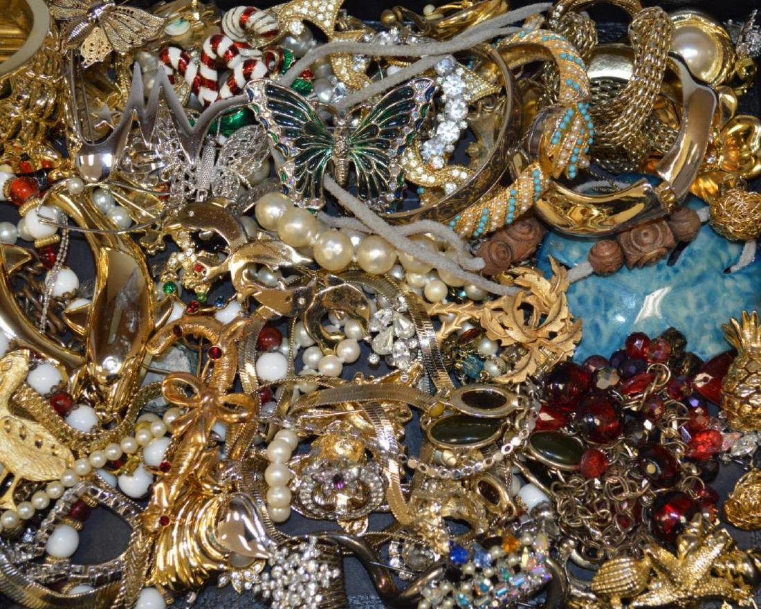 Large Lot of Costume Jewelry - 3