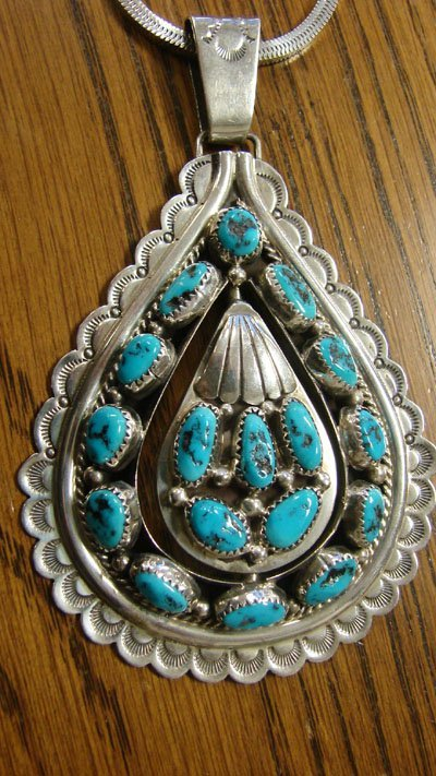 2025: Tommy Moore Native American Jewelry - 4