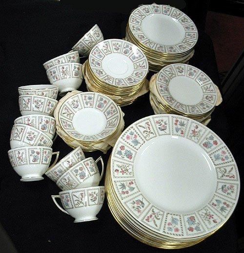 3013: Minton Tapestry porcelain dinnerware