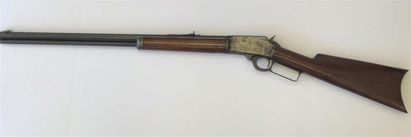 Marlin Lever Action Model #1894 Octagon 25-20 Cal