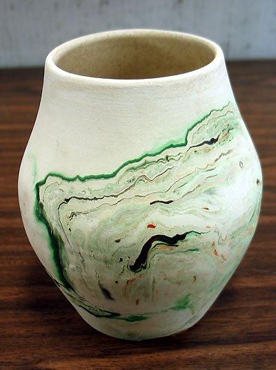 3005: Nemadji earth pottery