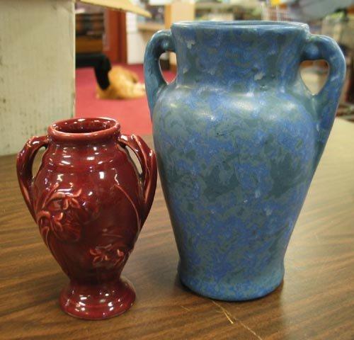 3009: McCoy unmarked vase