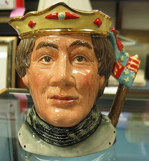 3014: Royal Doulton Toby Jug Henry V