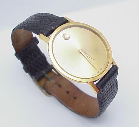 3011: Man's Movado Watch