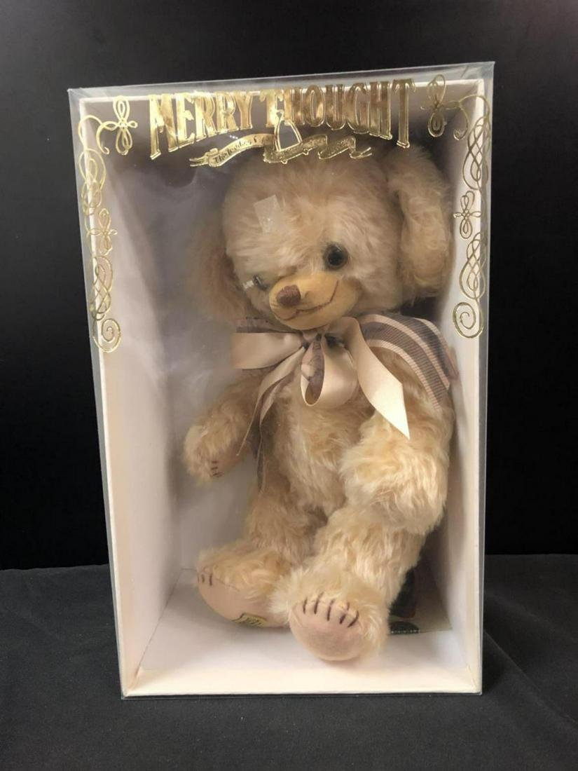Merrythought Teddy Bear Hand Crafted in England