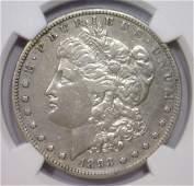1893-S Morgan Silver Dollar KEY DATE NGC XF detail