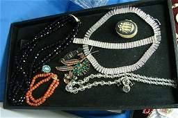 2063: Lot of Costume Jewelry