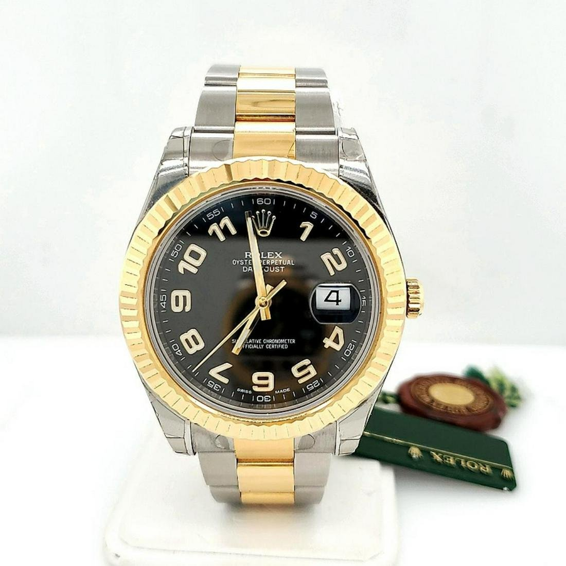 Men's two tone Rolex Datejust II