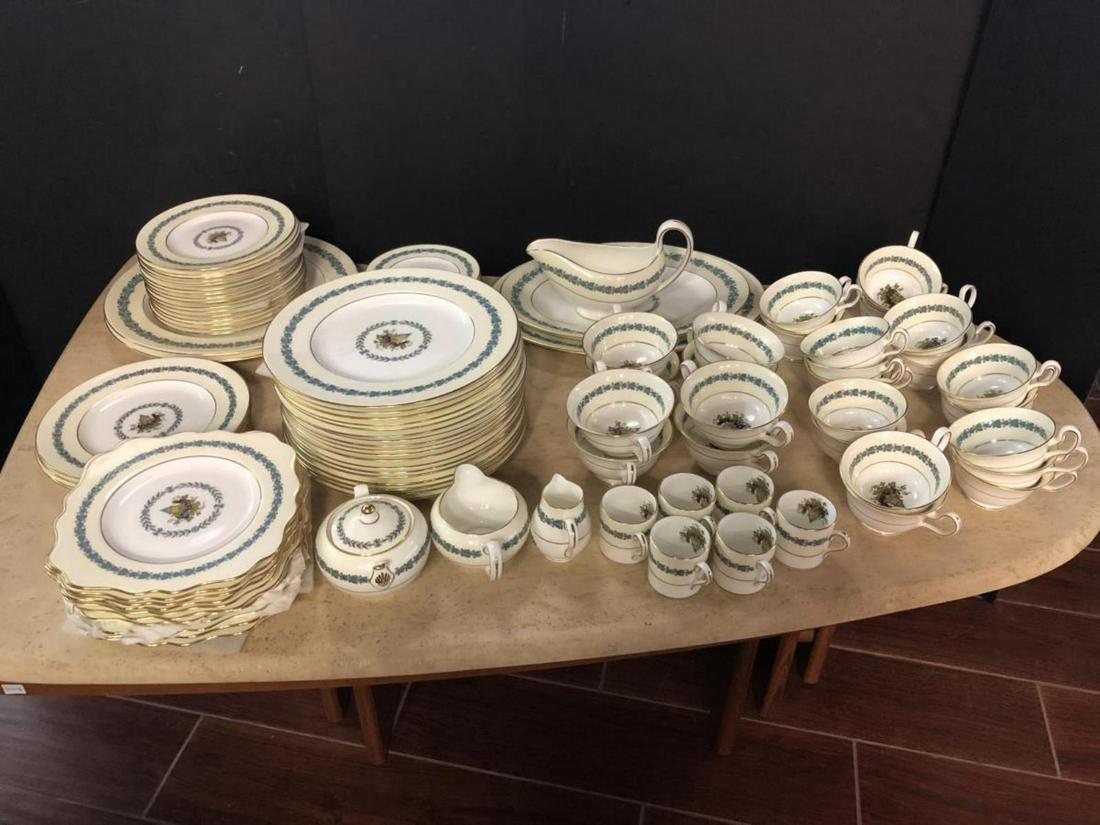 Lot Of Wedgwood Bone China Appledore Set