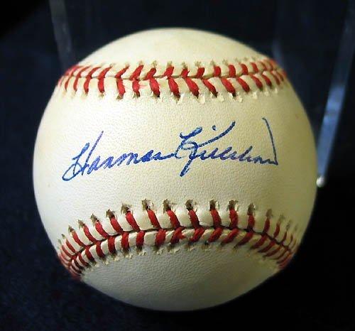 23: Harmon Killebrew Autographed Baseball