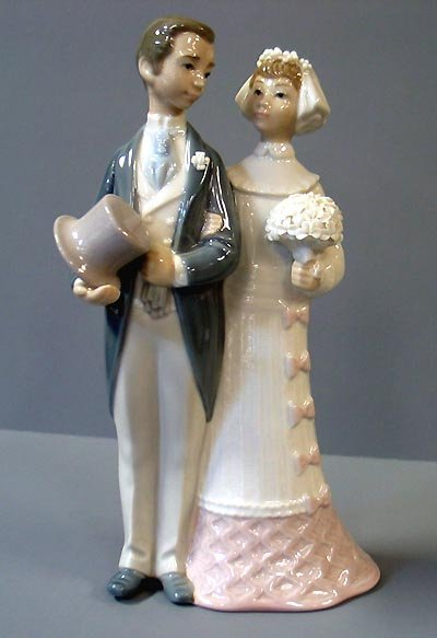 6014: Lladro Wedding