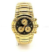 "18kt yellow gold Piaget ""Haute Complication"" Watch"