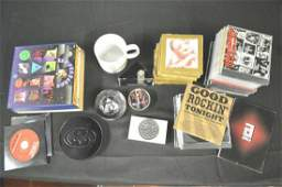 Lot Of Musical Memorabilia Collectibles