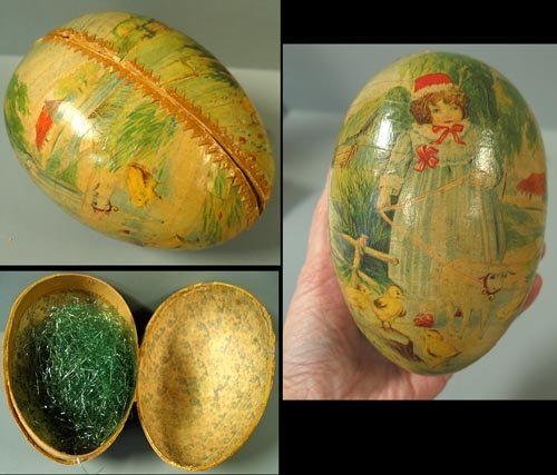 5: Victorian German Easter Egg