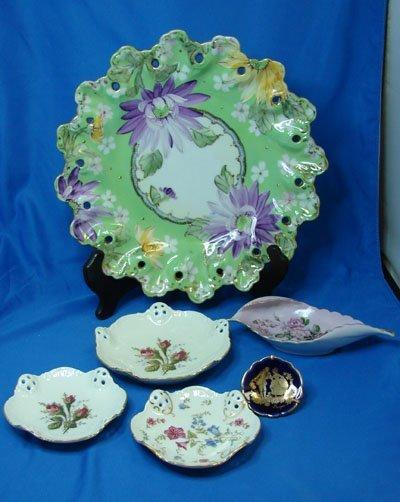 8: 6 pc. Lot Vintage Porcelain 3 Rosenthal
