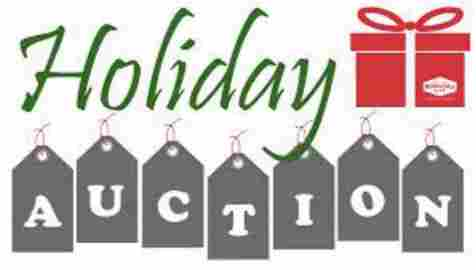 Visit Our 4 Holiday Auctions