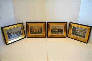 Four Early Engravings