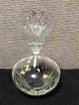 Marquis Waterford Sweet Memories Crystal Perfume