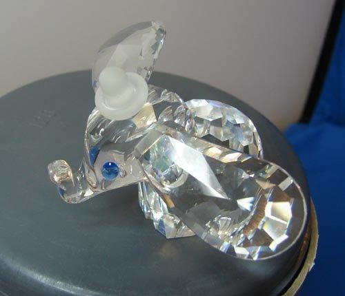 298: Swarovski Dumbo Elephant