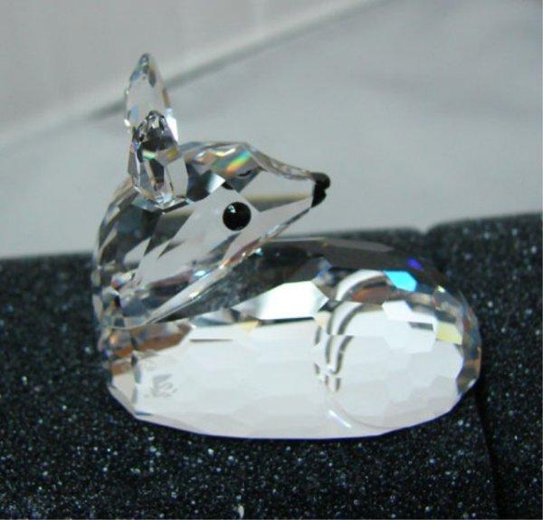 18: Swarovski Crystal Roe Deer