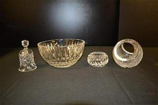 Collection with Waterford Crystal Bowl & Much More