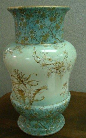 119: Royal Doulton Burslem Baluster Floor Vase  1898-99