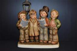 """Hummel Figurine Titled """"Harmony in Four Parts"""""""