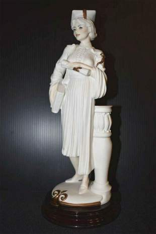 Giuseppe Armani Figurine Titled Lady Graduate 1993