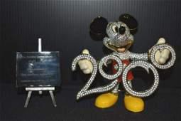 Swarovski/Arribas Millennial Mickey Mouse Figure