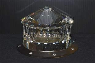 "Swarovski ""Dose Shiva Dose"" Crystal Box"