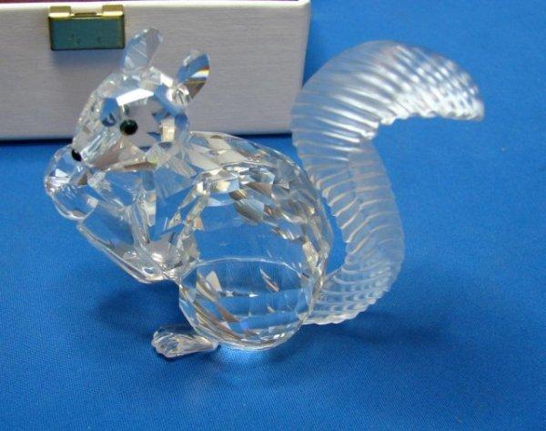 16: Swarovski Squirrel with original box