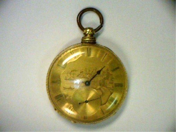 5: Edouard Favre Brandt pocket watch