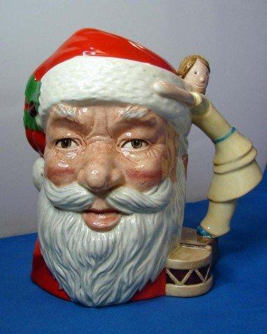8: Royal Doulton Santa Claus Toby Jug Large
