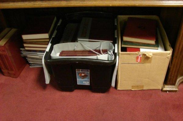 20A: Huge book lot: Time Life, World Books, Encyclopedi